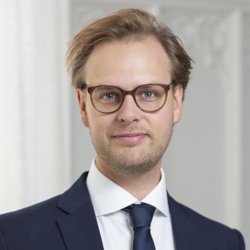 Philip Löfgren, CFO