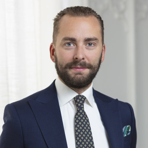 Tobias Lövstedt, COO